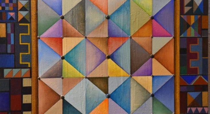 выставка абстрактной живописи в Запорожье