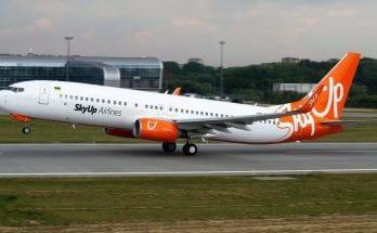 SkyUp временно останавливает авиарейсы