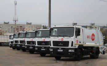 «Вельтум-Запорожье» вывезло 80 тонн