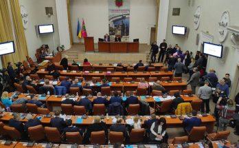 сессия горсовета в Запорожье