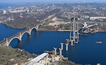 тендер мосты запорожье