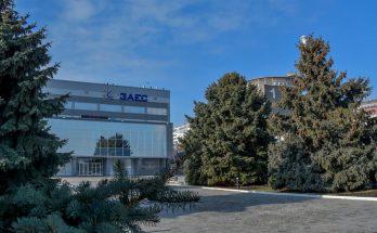 Запорожской АЭС