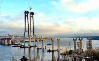 новых запорожских мостов