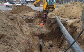 ремонт аварийного водопровода