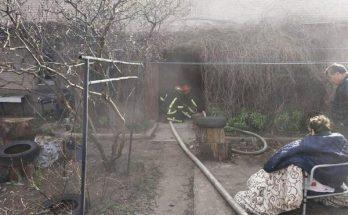 запорожской области пожара