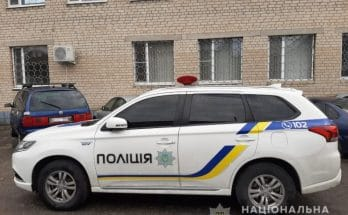 нападение в Запорожской области