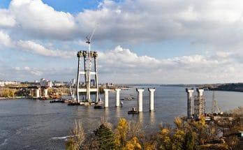 запорожским мостам