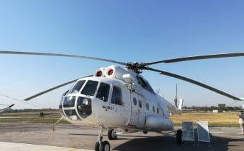 вертолетному спорту