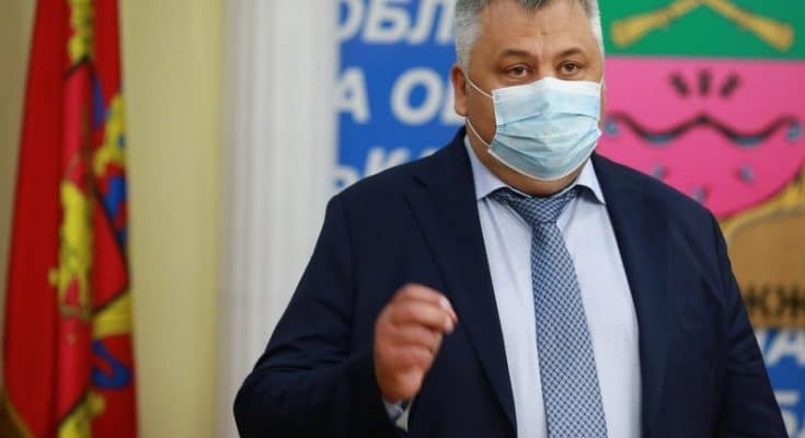 губернатор Виталий Боговин