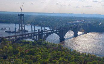 взорвать моста