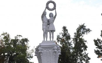 сквер Пионеров