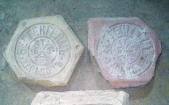 старинной плитки
