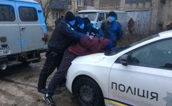 В Бердянске поймали убийцу-рецидивиста