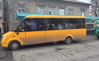 В Бердянске благородный водитель маршрутки вернул пассажирке кошелек