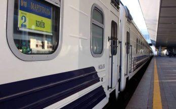 поезд Киев Мариуполь