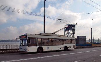 маршрут троллейбусов