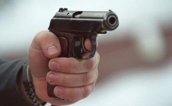 застрелили женщину