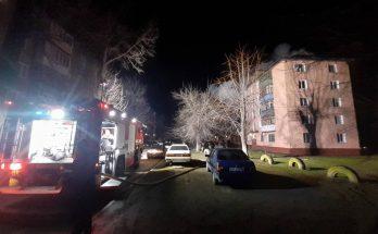 пожара погибло 3 человека