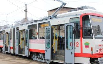 15 новых трамваев