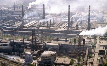 Промышленность Запорожской области