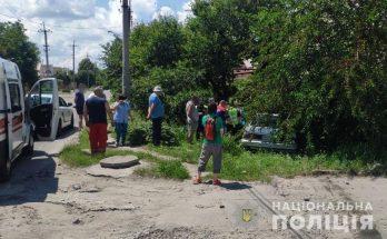 В Шевченковском районе