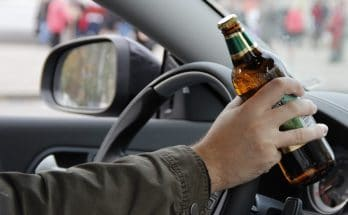 пьяного водителя такси