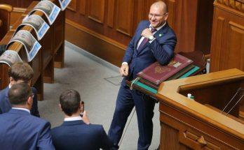 Шевченко Слуга народа парламент