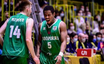 """БК """"Запорожье"""" Суперлига баскетбол"""