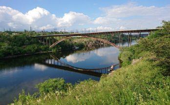 Движение на Арочном мосту