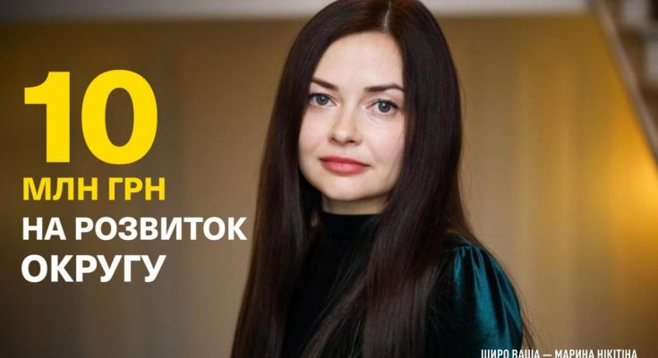 Марина Никитина