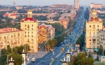 рейтинге комфортных городов Украины