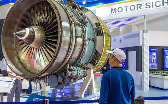 двигателей для самолетов